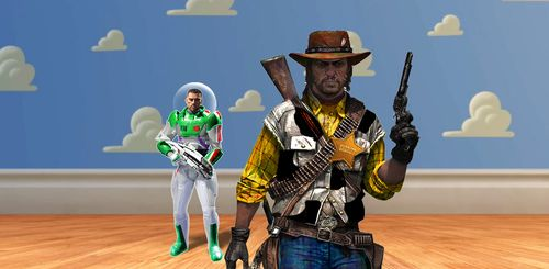 Toy Story Red Dead Mass Effect Story