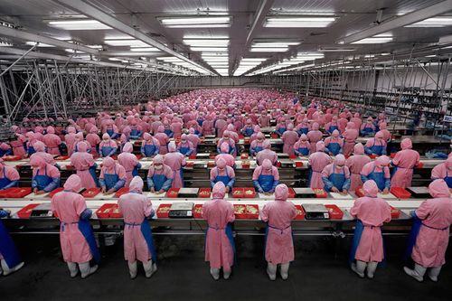 Edward Burtynsky China 4