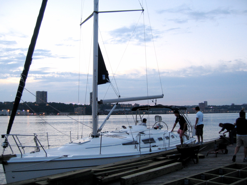 Manhattan Sailing 5